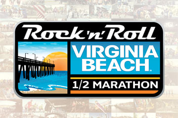 Rock N Roll Half Marathon 5k Beach 1 Mile September 2 2017 7 00 Am 3 12 Pm Virginia Convention Center